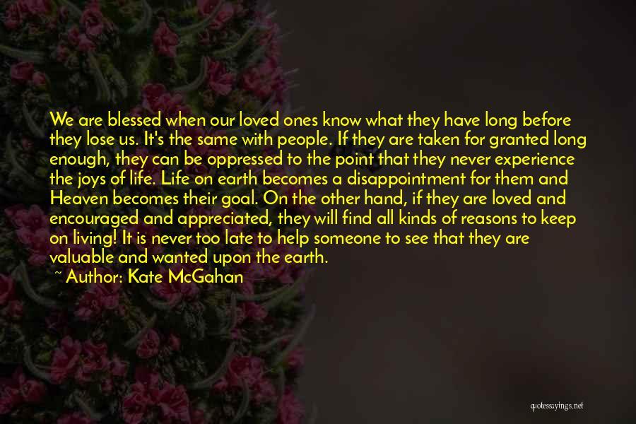 Kate McGahan Quotes 1171815