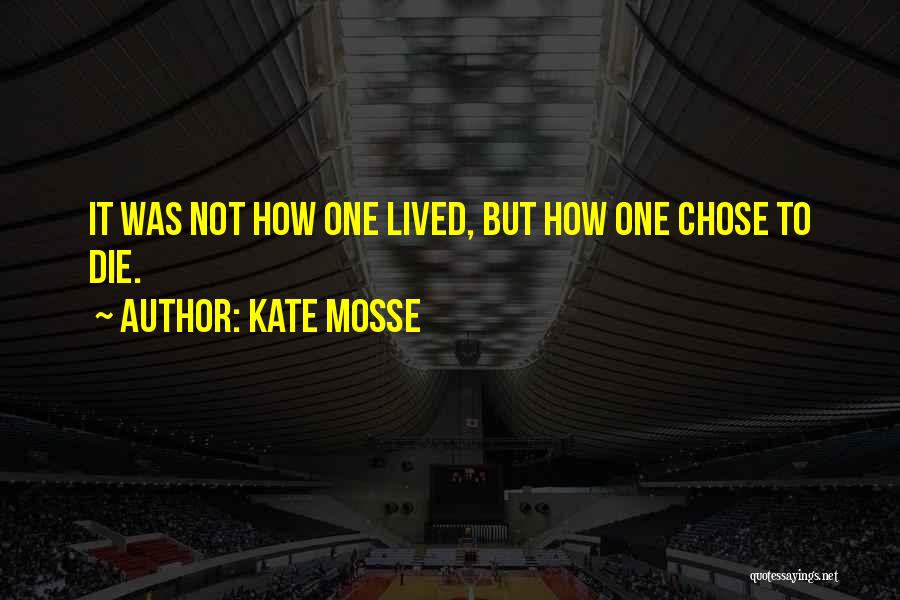 Kate Mosse Quotes 1648676
