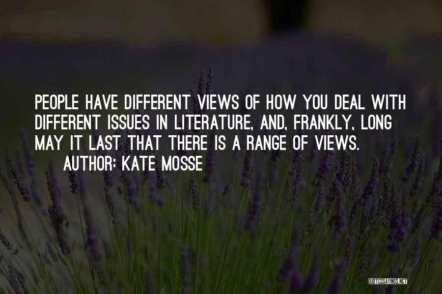 Kate Mosse Quotes 2201229