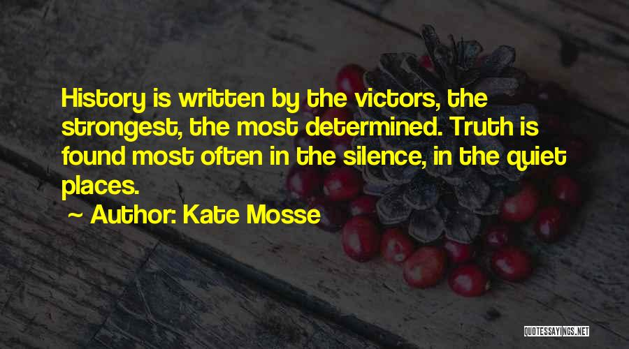 Kate Mosse Quotes 335448