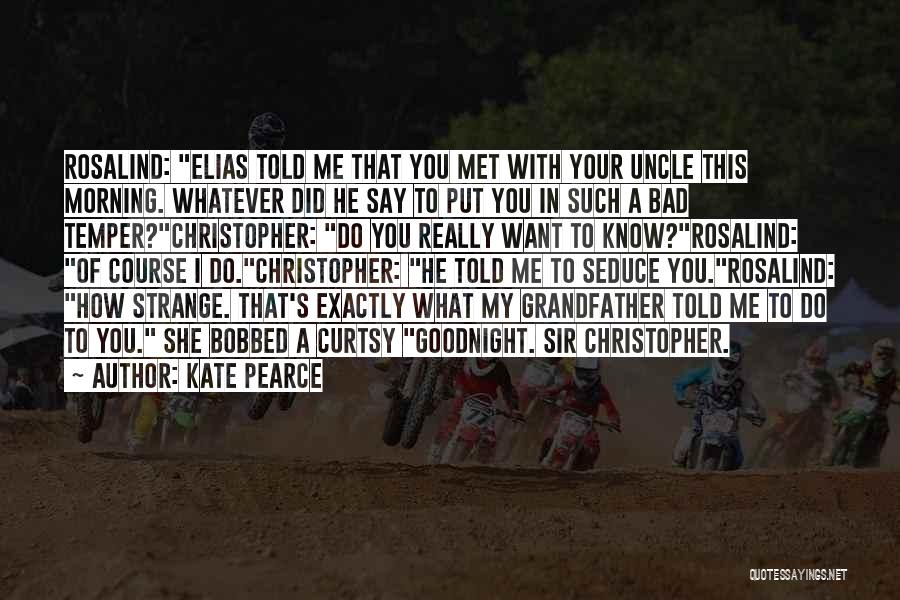 Kate Pearce Quotes 1809641