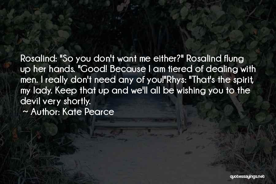 Kate Pearce Quotes 687749