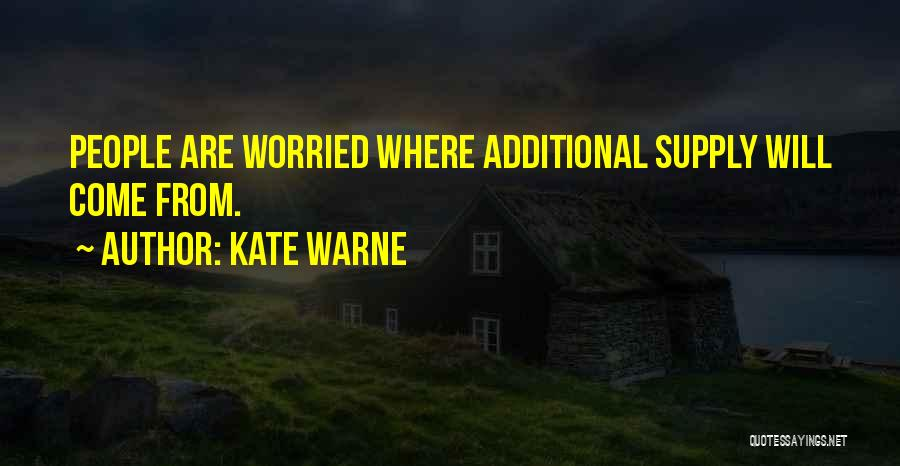 Kate Warne Quotes 868155