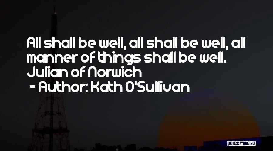 Kath O'Sullivan Quotes 1992838