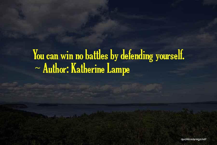 Katherine Lampe Quotes 1494470