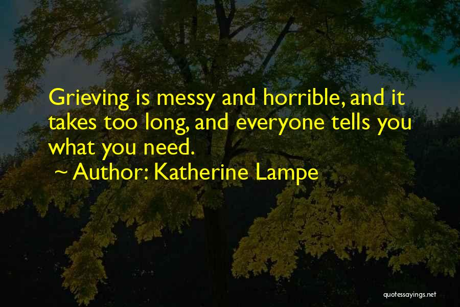Katherine Lampe Quotes 2077318