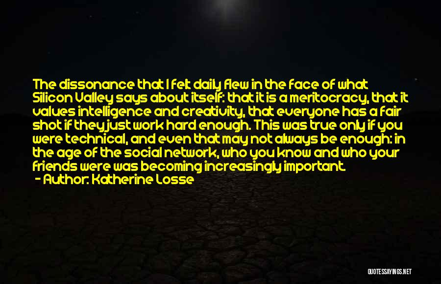 Katherine Losse Quotes 102451