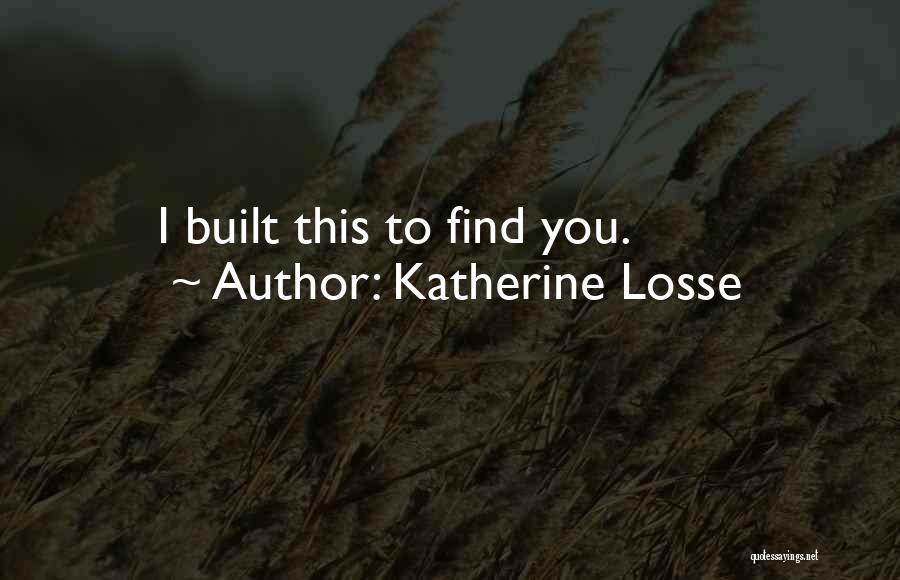 Katherine Losse Quotes 1346622