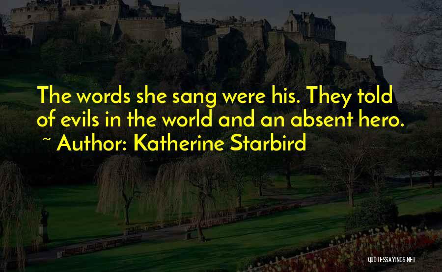 Katherine Starbird Quotes 154015