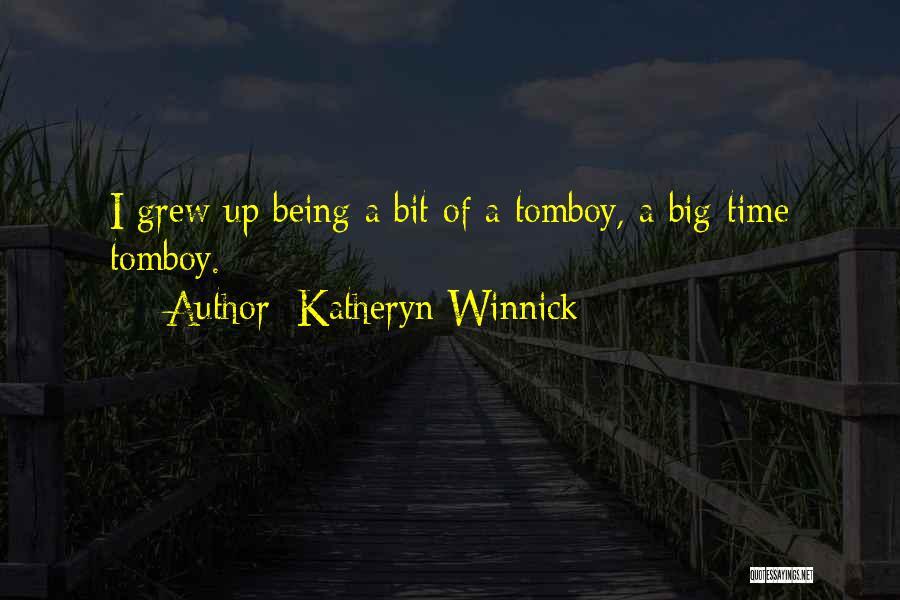Katheryn Winnick Quotes 1771436