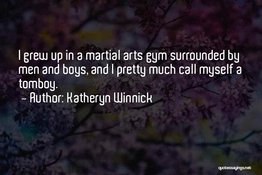 Katheryn Winnick Quotes 2102057