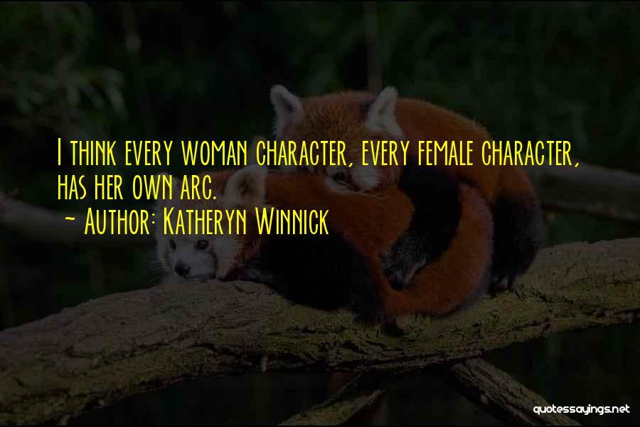 Katheryn Winnick Quotes 241132