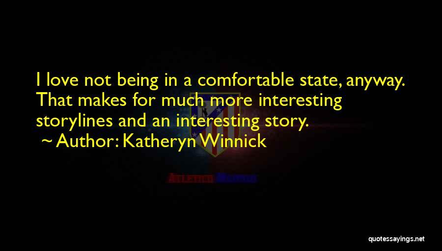 Katheryn Winnick Quotes 961638