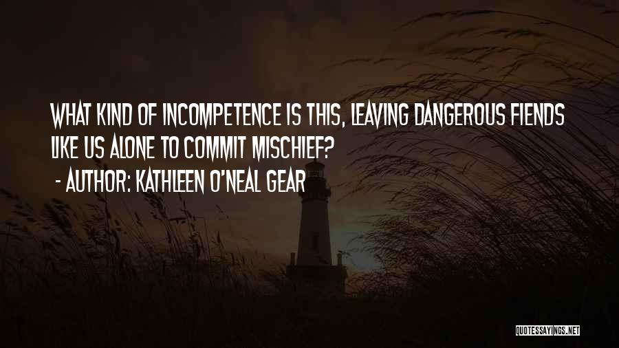 Kathleen O'Neal Gear Quotes 2051206