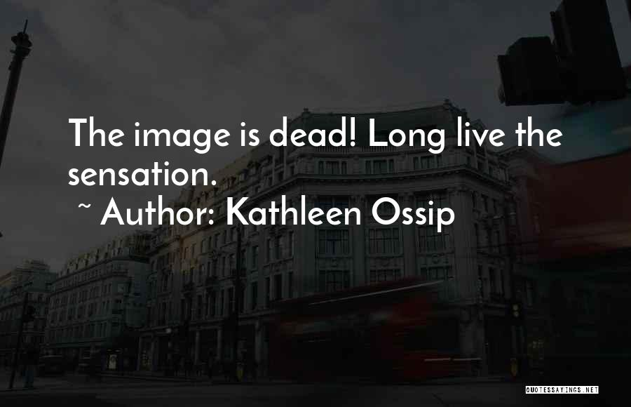Kathleen Ossip Quotes 1226657