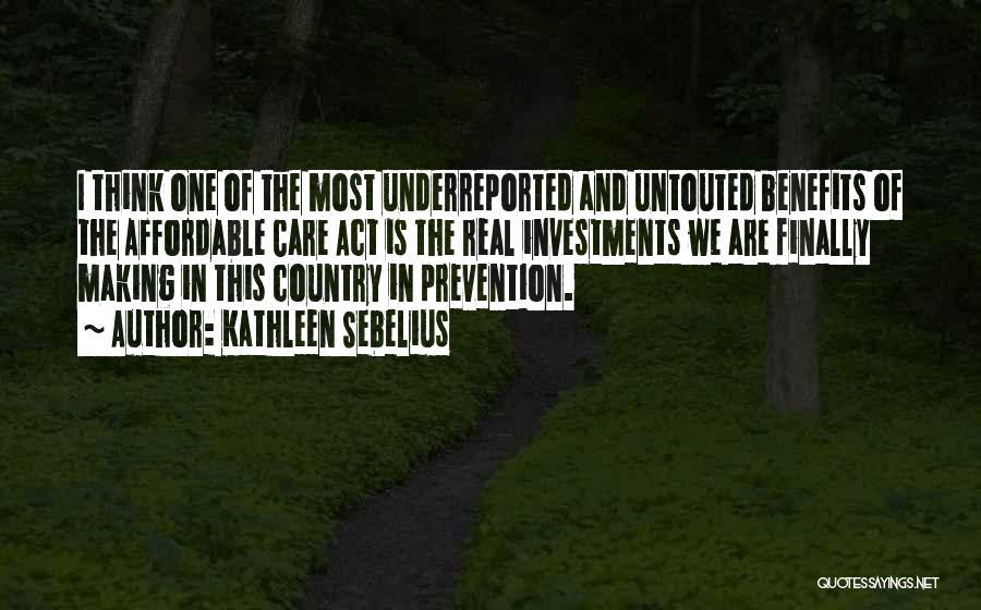 Kathleen Sebelius Quotes 1696118