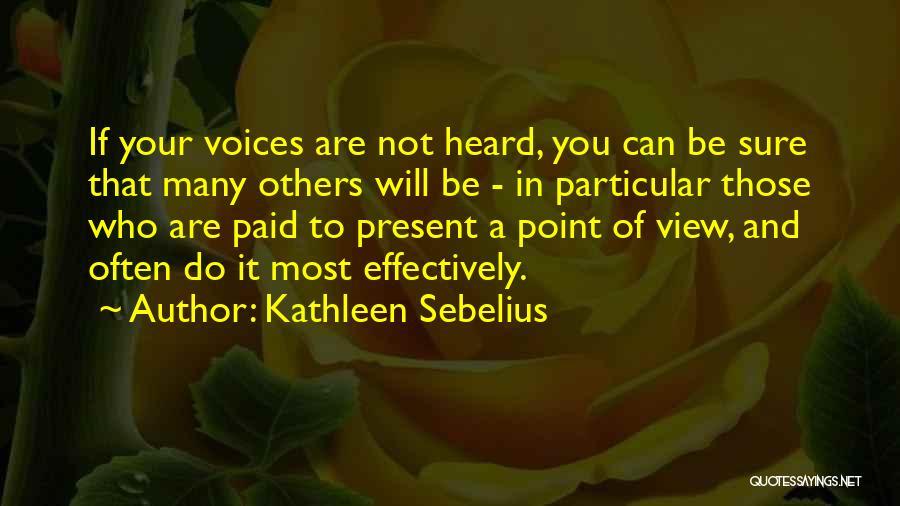 Kathleen Sebelius Quotes 1803819