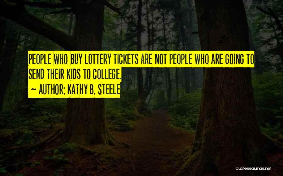 Kathy B. Steele Quotes 568641