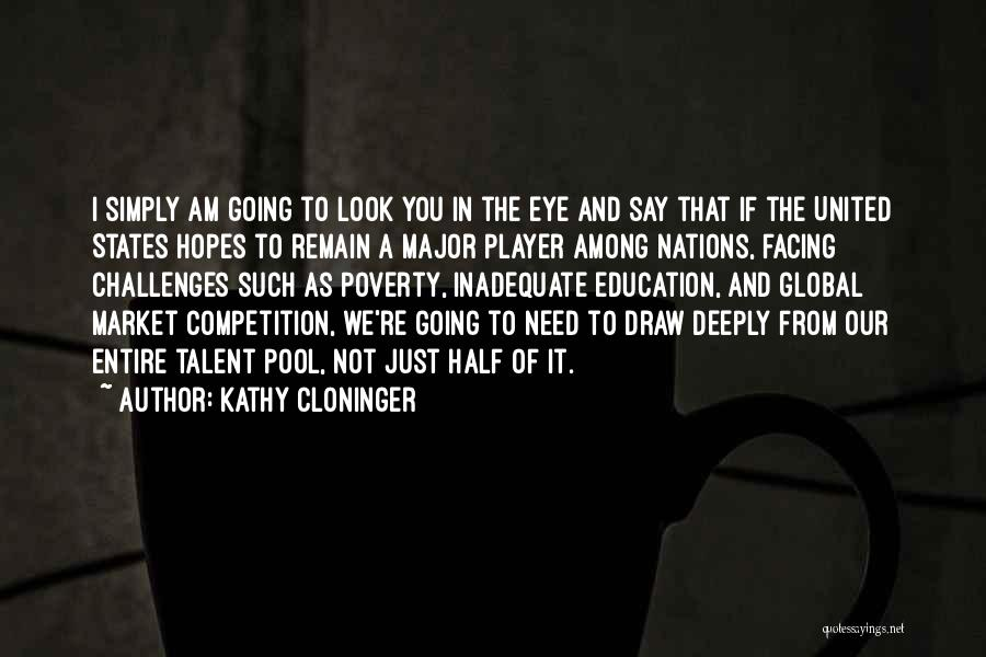 Kathy Cloninger Quotes 883672