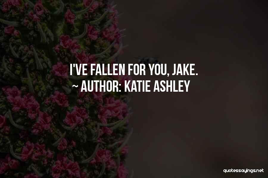 Katie Ashley Quotes 1179390