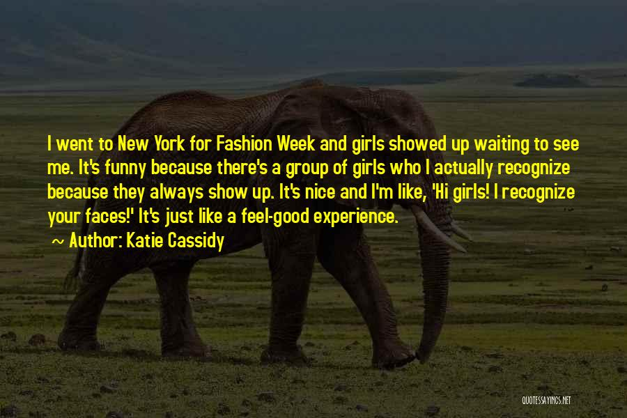 Katie Cassidy Quotes 1035373