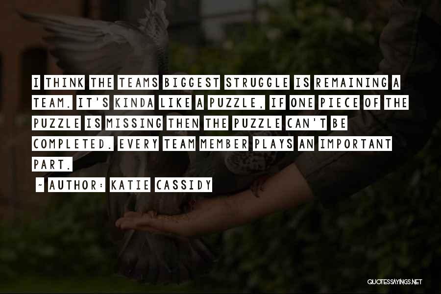 Katie Cassidy Quotes 1142844