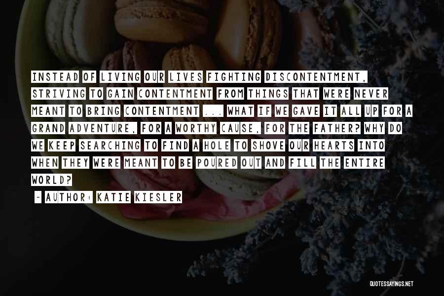 Katie Grand Quotes By Katie Kiesler