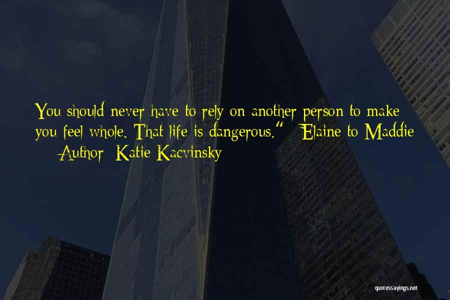 Katie Kacvinsky Quotes 1321963