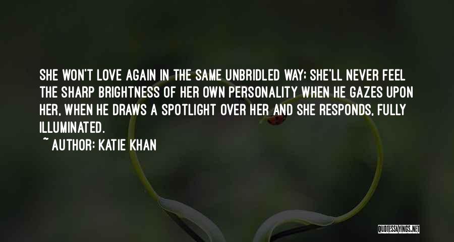 Katie Khan Quotes 1928300