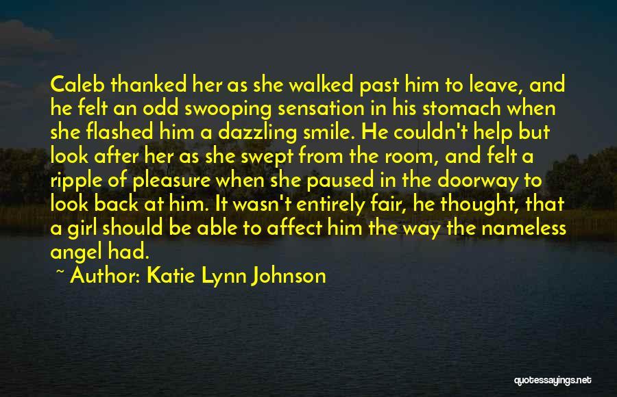 Katie Lynn Johnson Quotes 1272290