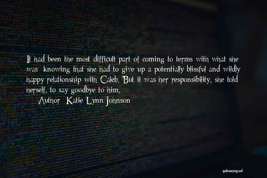 Katie Lynn Johnson Quotes 178607