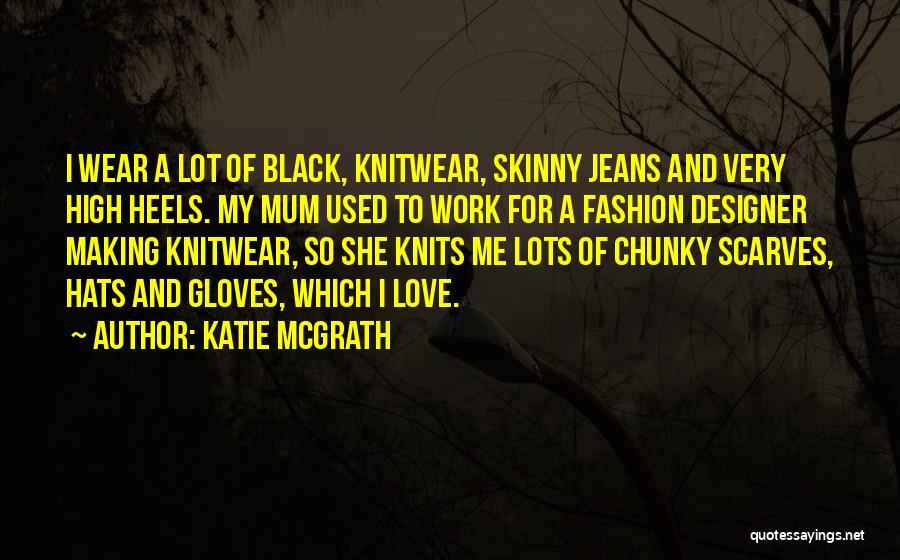 Katie McGrath Quotes 1547292
