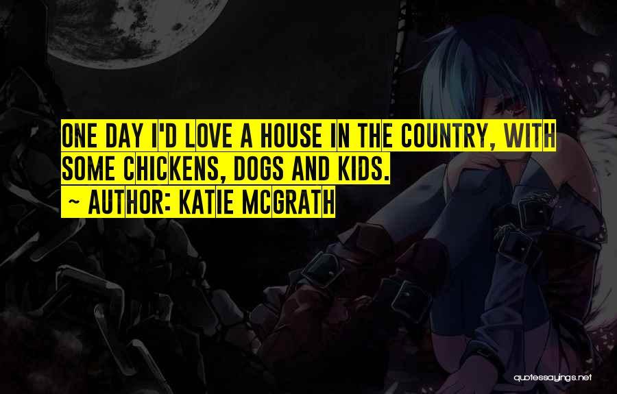 Katie McGrath Quotes 1733808