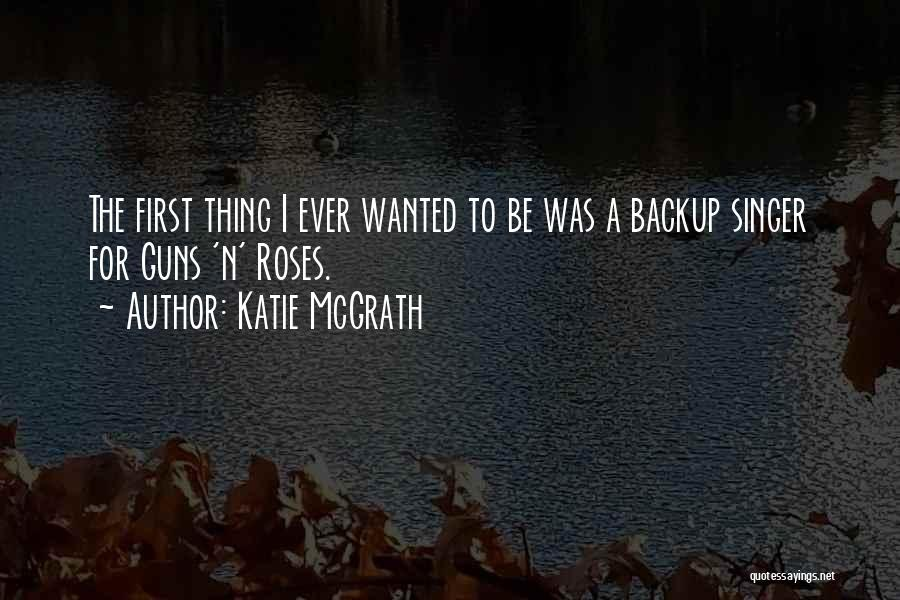 Katie McGrath Quotes 1901879