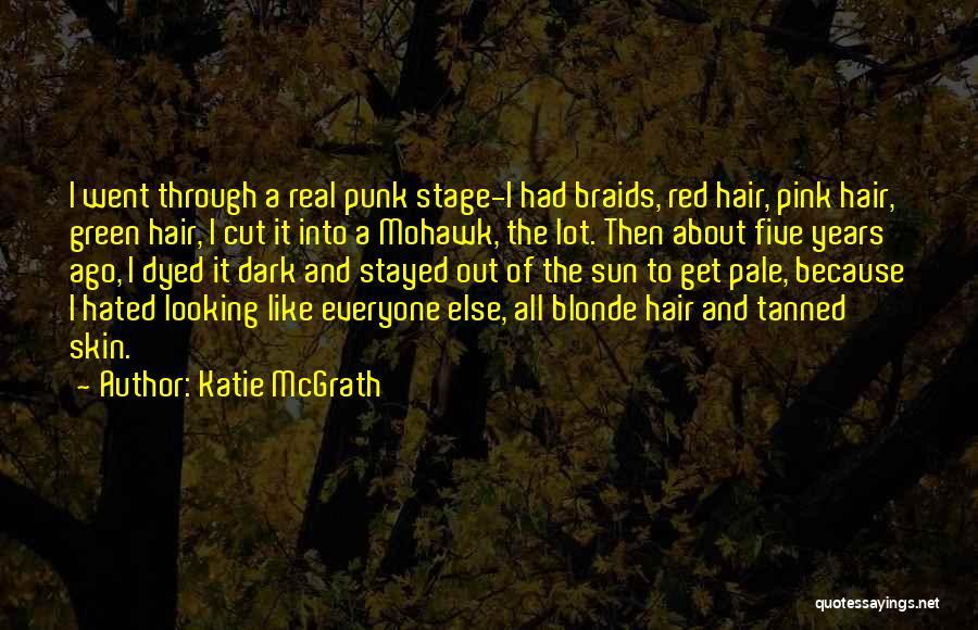 Katie McGrath Quotes 616638