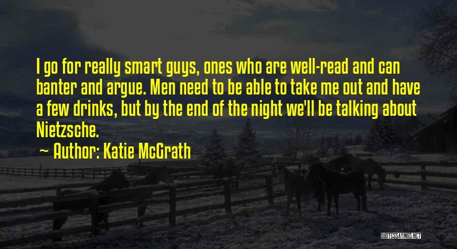 Katie McGrath Quotes 862186
