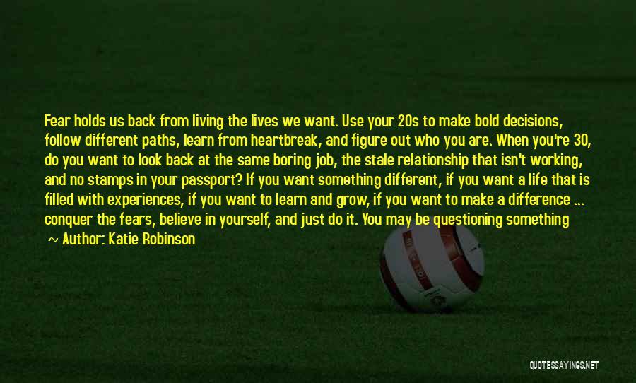 Katie Robinson Quotes 1146752