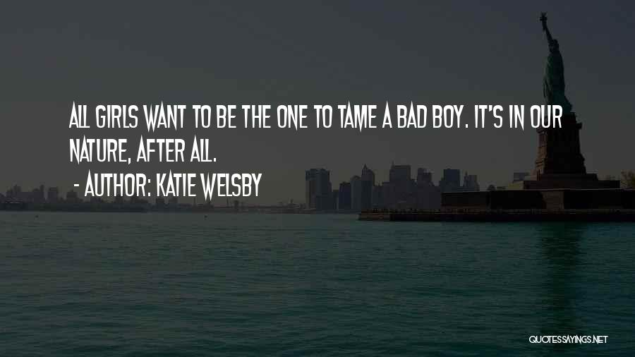 Katie Welsby Quotes 751842