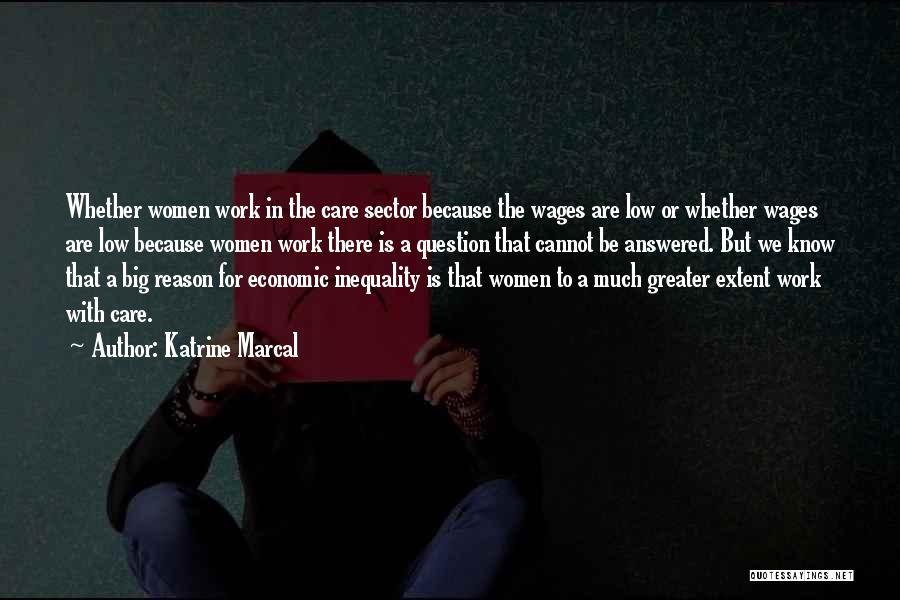 Katrine Marcal Quotes 793587
