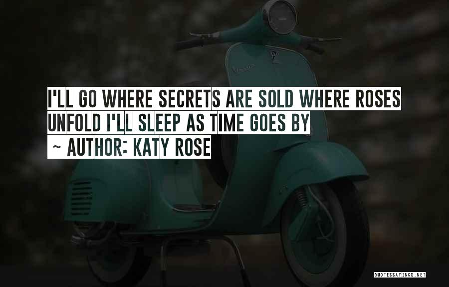 Katy Rose Quotes 187623