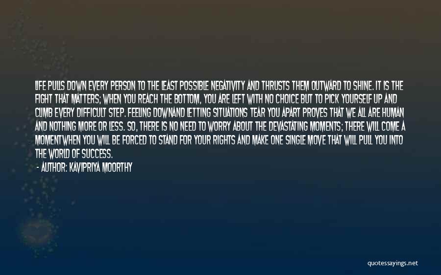 Kavipriya Moorthy Quotes 2203020