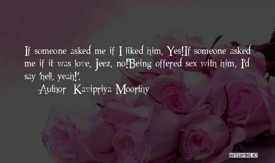 Kavipriya Moorthy Quotes 258070