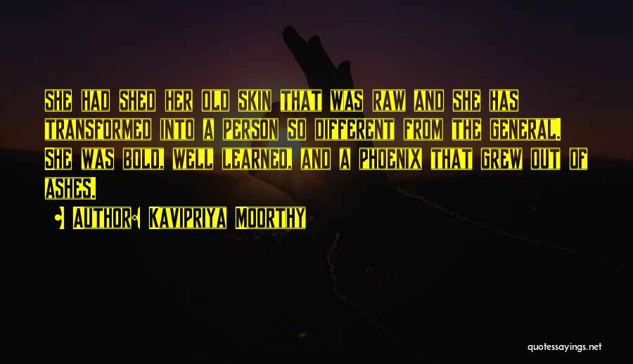 Kavipriya Moorthy Quotes 937143