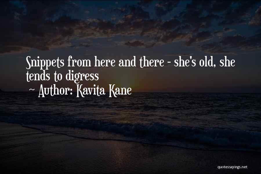 Kavita Kane Quotes 1798437
