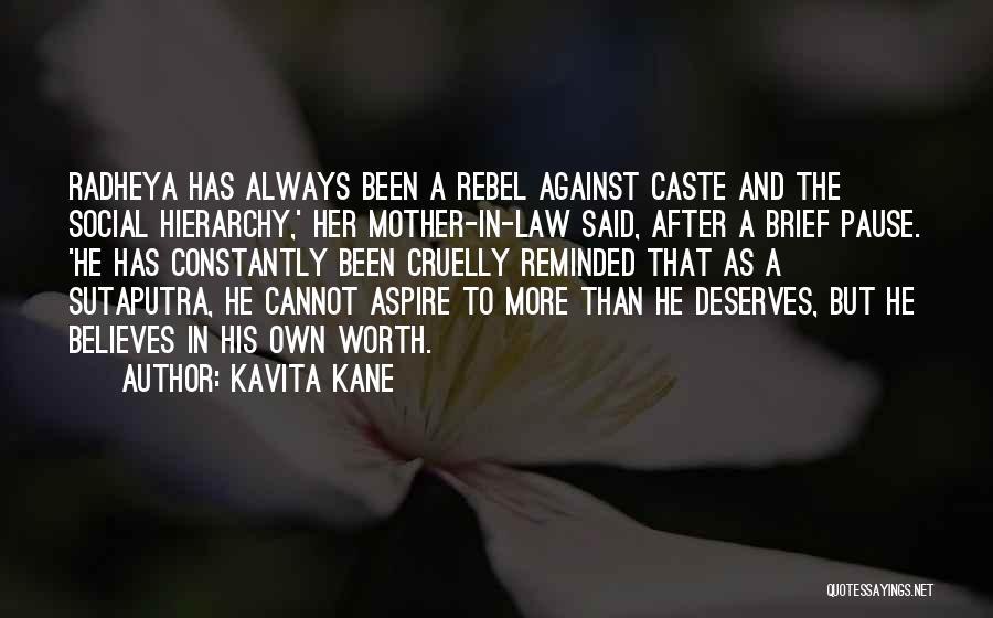 Kavita Kane Quotes 189481