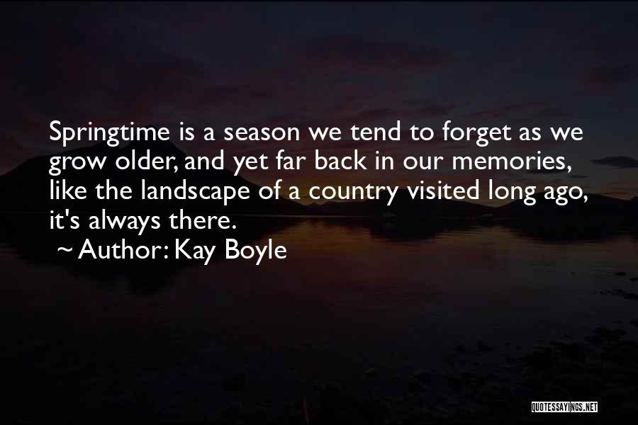 Kay Boyle Quotes 1328111