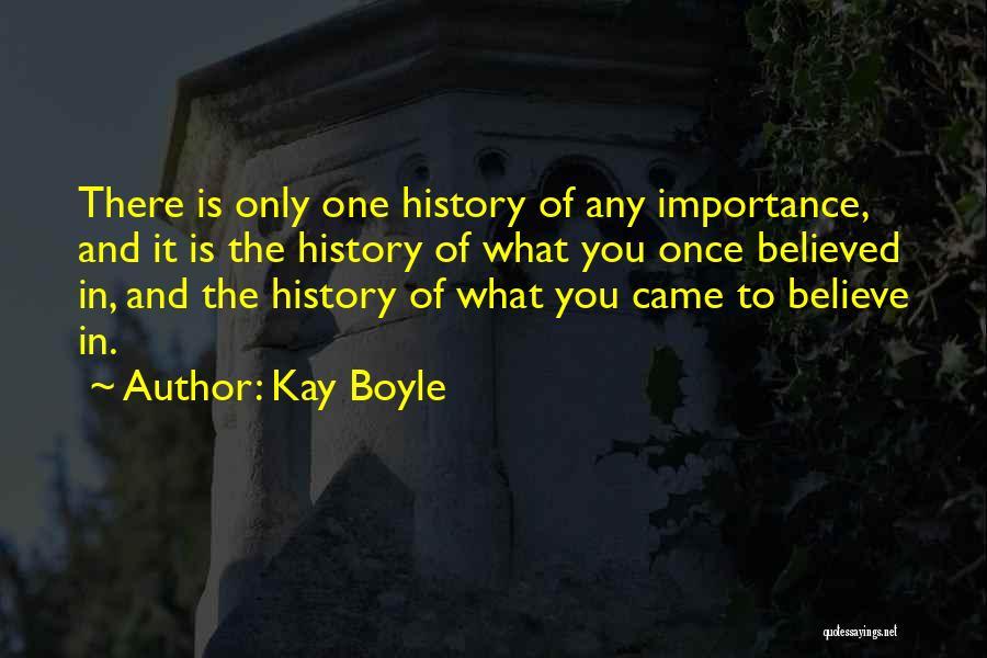 Kay Boyle Quotes 627756
