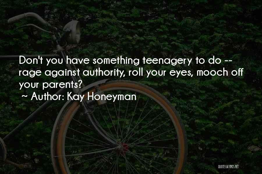 Kay Honeyman Quotes 1620817