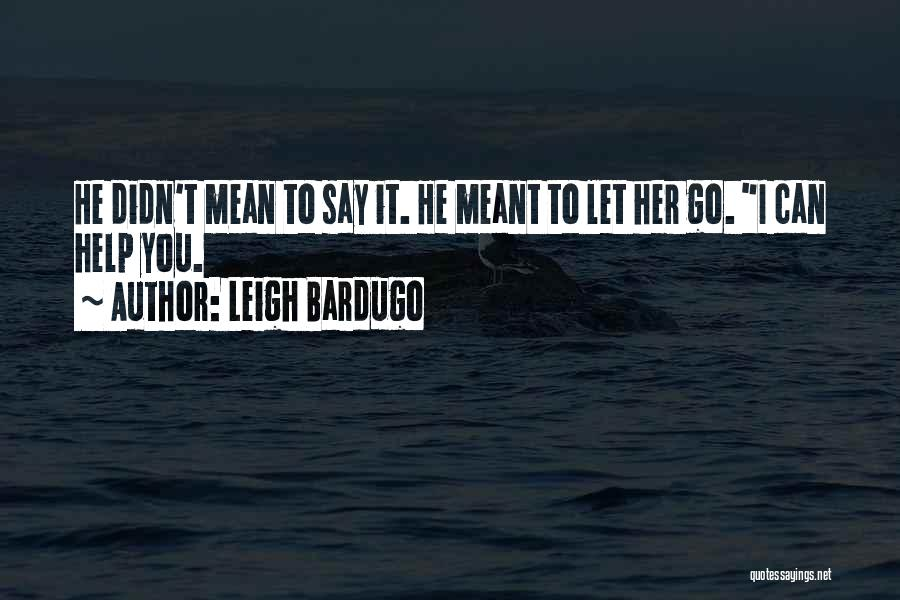 Kaz Quotes By Leigh Bardugo