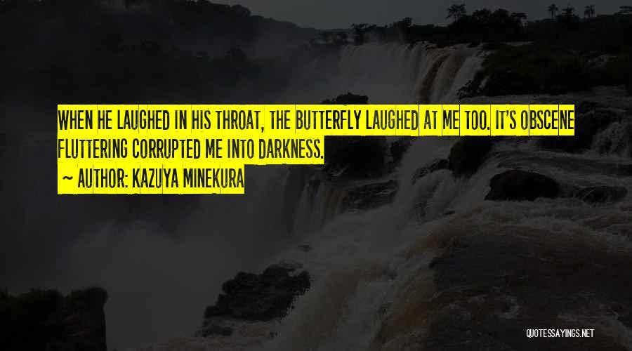 Kazuya Minekura Quotes 1508782